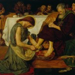 The God Who Washes Feet – First Reading in Preparation for the Third Sunday in Easter