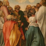 Eyes Toward Heaven with Feet Planted on the Ground – Gospel in Preparation for the Solemnity of the Ascension of the Lord