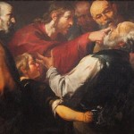 Divine Intimacy- Gospel in Preparation for the Twenty Third Sunday in Ordinary Time