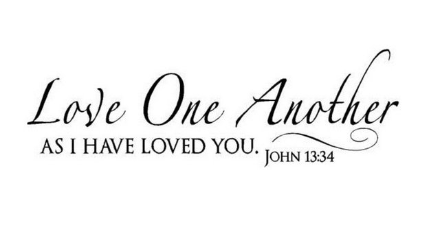 Love One Another: The Call To Love