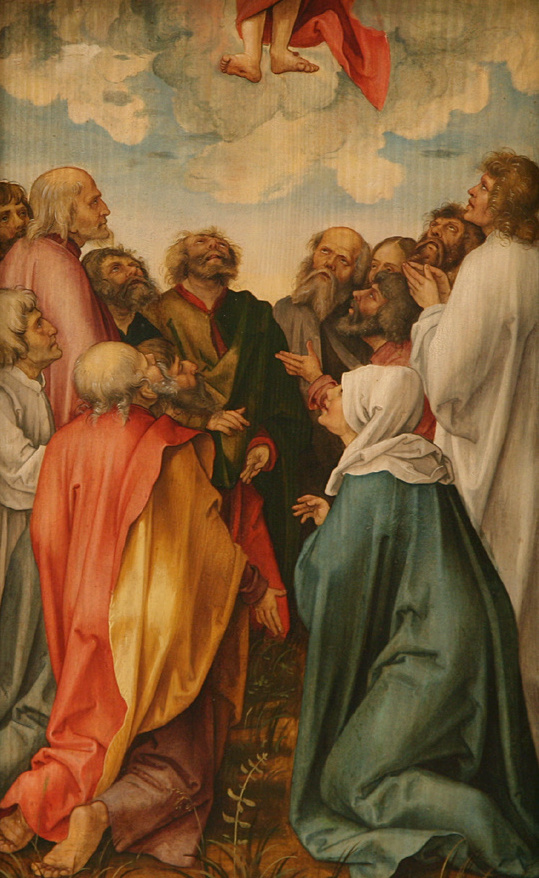 Hans Süss von Kulmbach, Ascension of Christ