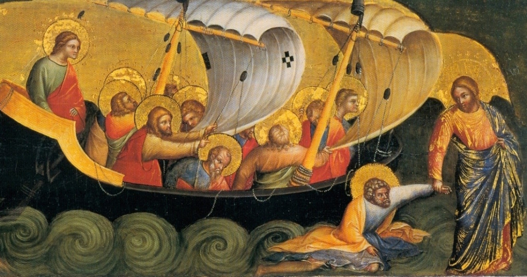 Edited_Lorenzo_Veneziano,_Christ_Rescuing_Peter_from_Drowning._1370_Staatliche_Museen,_Berlin. copy