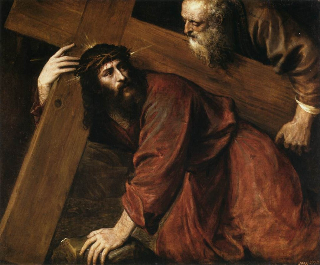 Christ Carrying the Cross, Titian (1565)