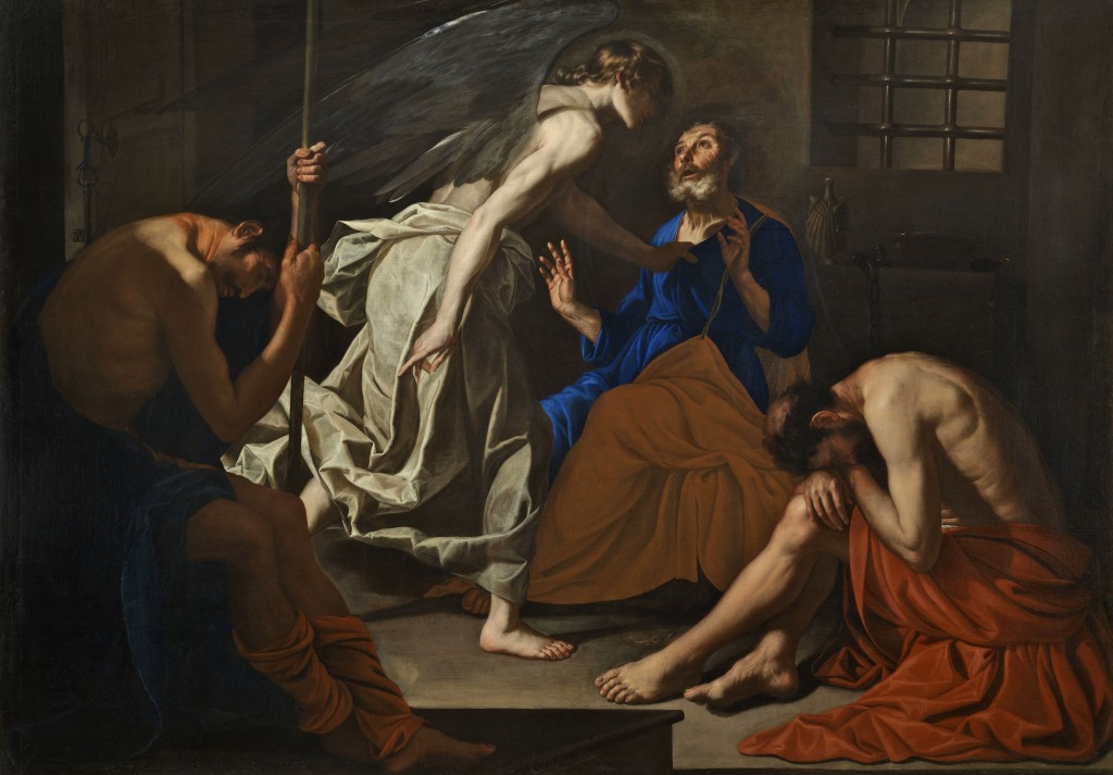 The Liberation of St Peter, Antonio de Bellis